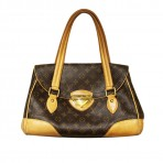 Authentic Louis Vuitton Beverly GM Shoulder Bag Handbag