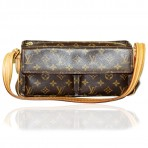 Louis Vuitton Monogram Canvas Viva Cite MM Shoulder Bag