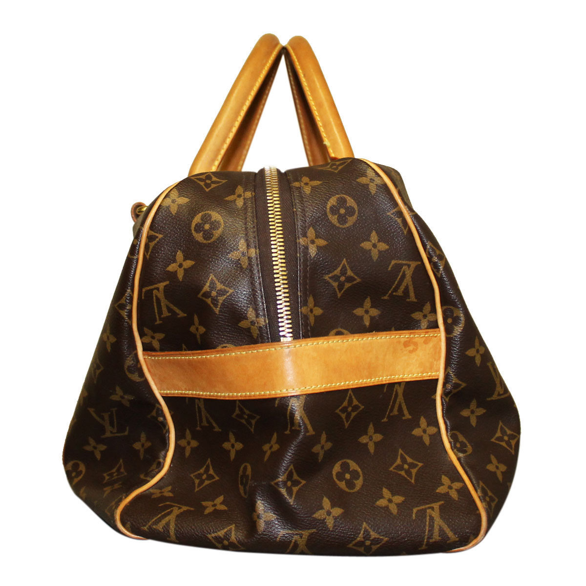 authentic louis vuitton carryall travel bag