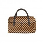 Louis Vuitton Pony Hair Sauvage Damier Small Handbag