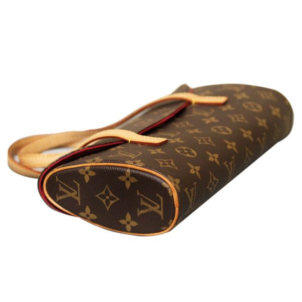 476c0c4ba54a ... Louis Vuitton Monogram Canvas Sonatine Handbag Purse. Sale!
