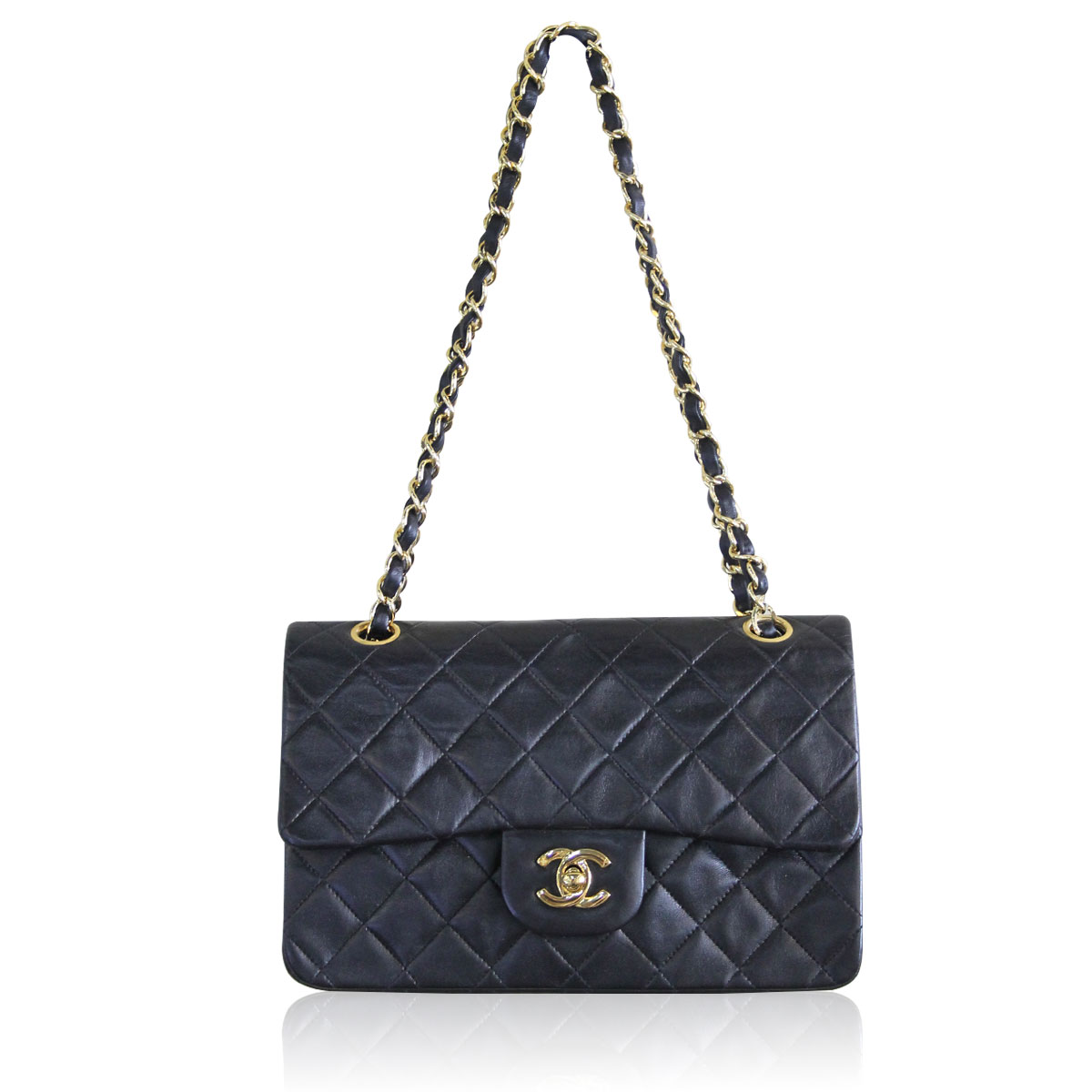 3c1edf8f5141ba Where To Sell Vintage Chanel Bag. Chanel Brown Caviar GHW Vintage Quilted  Leather Crossbody Shoulder Bag