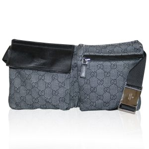 Gucci Monogram Waist Bag