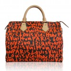 Louis Vuitton Graffiti Stephen Sprouse Speedy 30 Limited Edition Bag