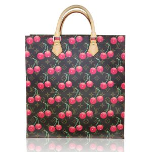 Louis Vuitton Cherry Cerises Sac Plat Tote Bag Boca Raton