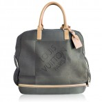 Louis Vuitton Earth Damier Geant Aventurier Polaire Bag