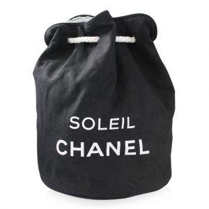 Chanel Soleil Bucket Drawstring Bag