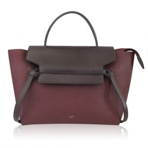Celine Medium Plum Belt Bag Boca Raton