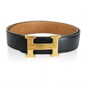 Sell Hermes Black H Belts