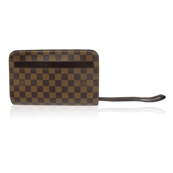 Louis Vuitton Pochette Saint Louis Damier Ebene