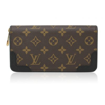 Louis Vuitton Monogram Retiro Wallet in Box with Receipt
