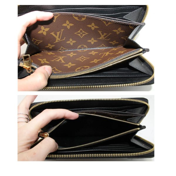90db88ed550b Louis Vuitton Monogram Retiro Wallet in Box with Receipt