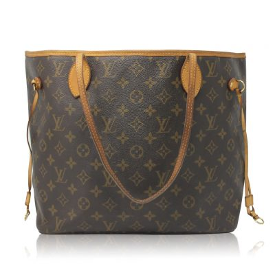 Louis Vuitton Neverfull MM Monogram Tote Bag