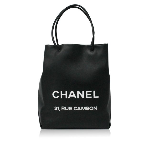 Chanel 31 Rue Cambon Shopping Tote