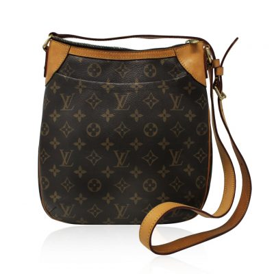 Louis Vuitton Monogram Odeon PM Crossbody Shoulder Bag