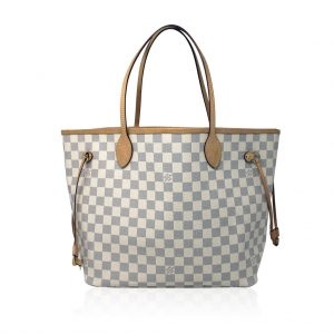 Louis Vuitton Damier Azur Boca Raton MM
