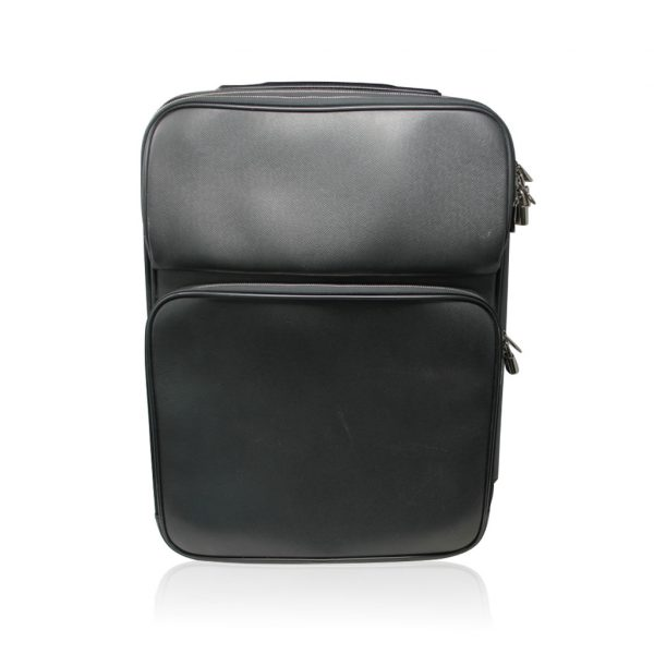 Louis Vuitton Taiga Business 55 black pegase