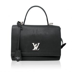 Louis Vuitton lockme II noir handbags
