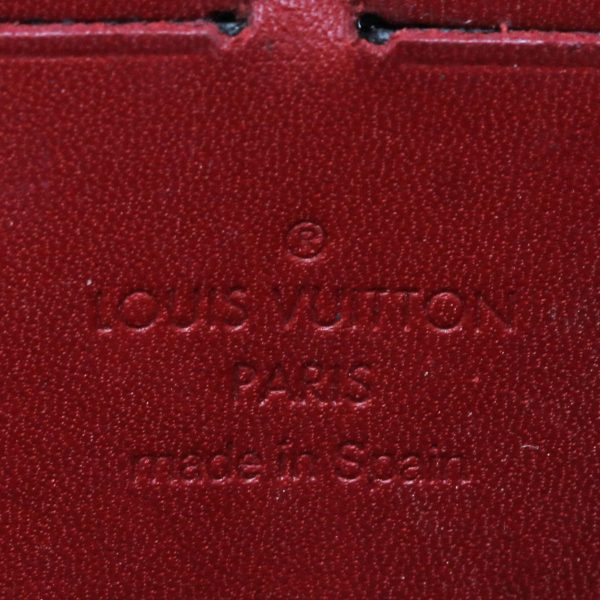 Authentic Louis Vuitton wallets in red