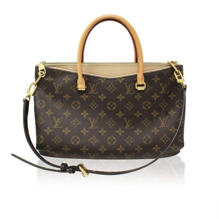 Louis Vuitton Pallas Handbag