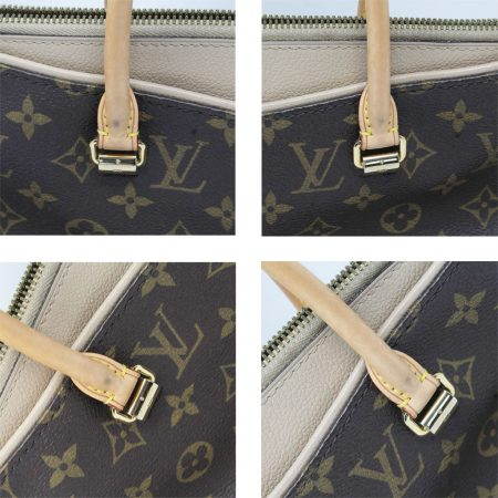 Sell my preowned Louis Vuitton Pallas bag