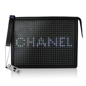 chanel led bag