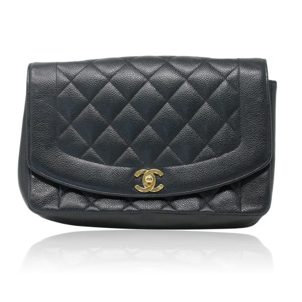 Chanel Vintage Diana Purse