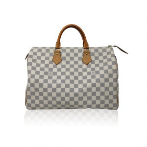 Louis Vuitton Speedy 35 Boca Raton
