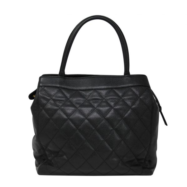 Chanel caviar tote bags GHW