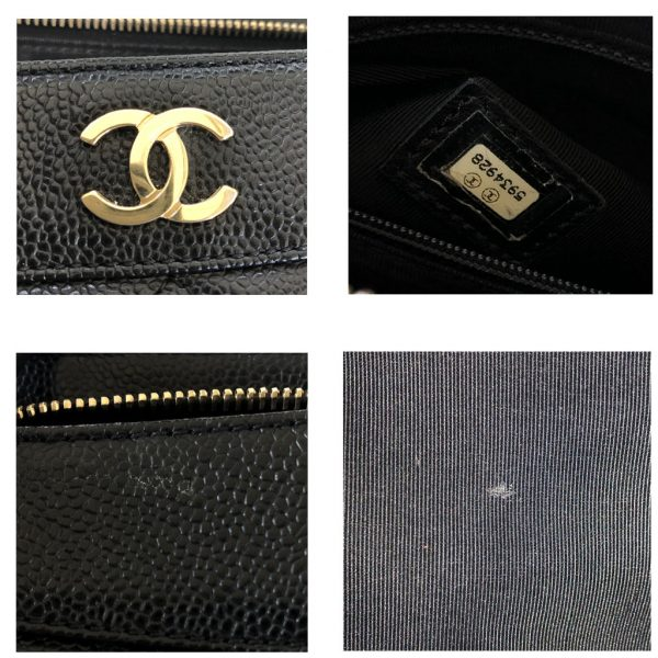 sell my Chanel bag tote