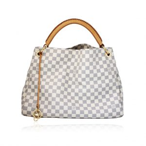 Louis Vuitton Damier Azur Artsy MM Handbag
