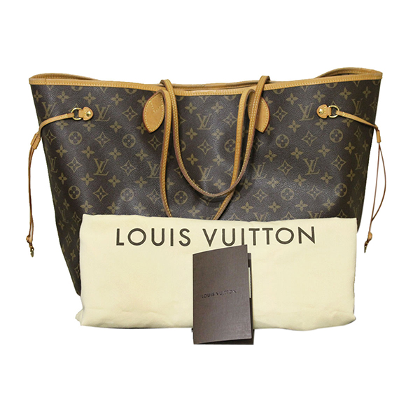 Pre Owned authentic Louis Vuitton Neverfull GM Monogram