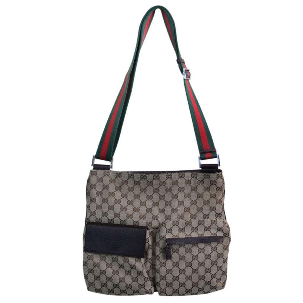 Gucci Cross Body Messenger Bag