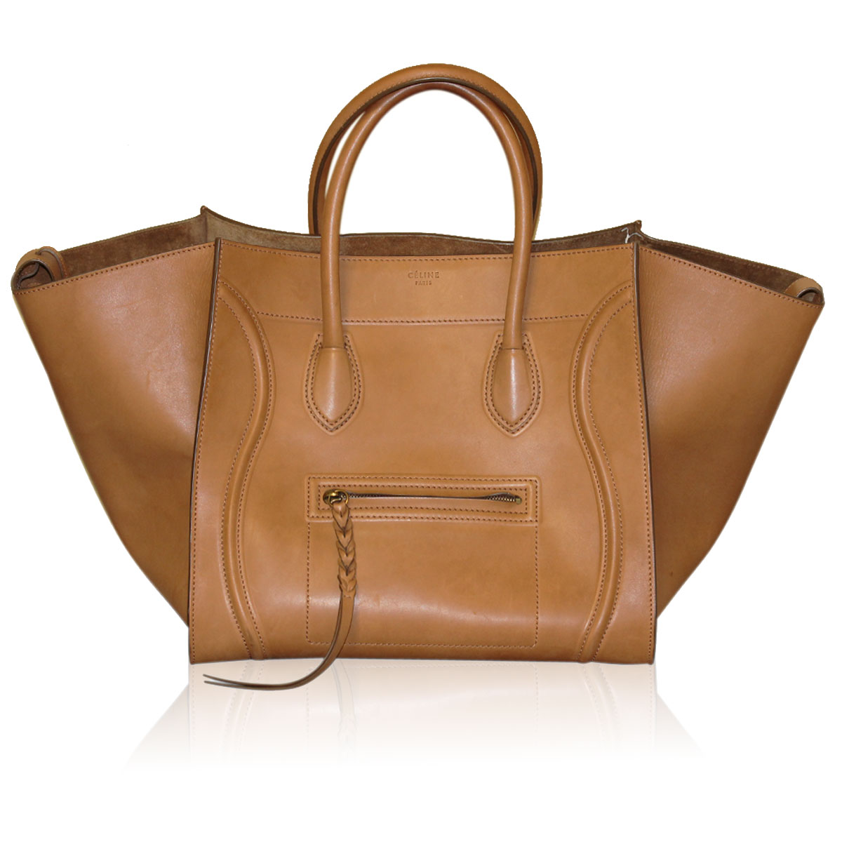Celine Saddle Phantom Tote