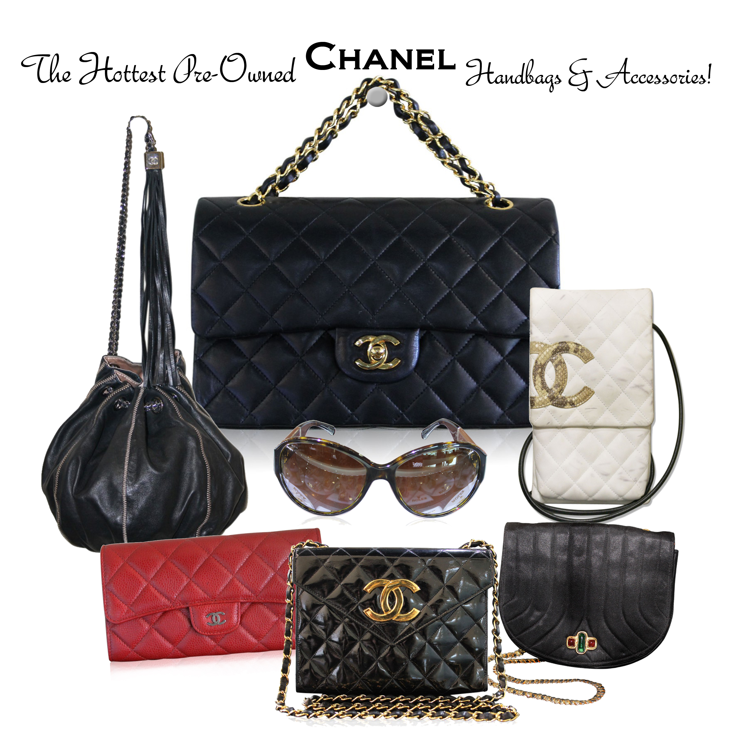 The Hottest Pre Owned Chanel Handbags