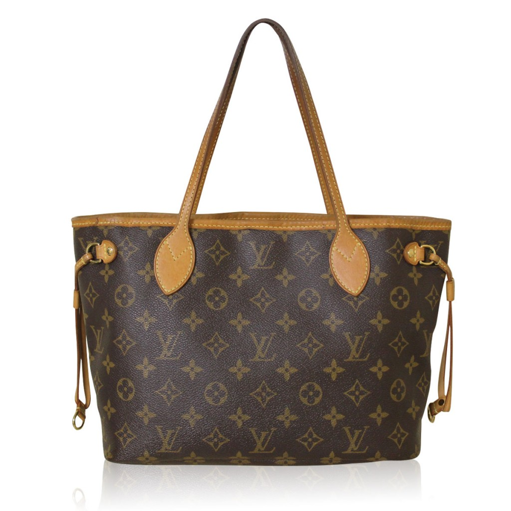 Louis Vuitton Neverfull PM Monogram Canvas Shoulder Bag