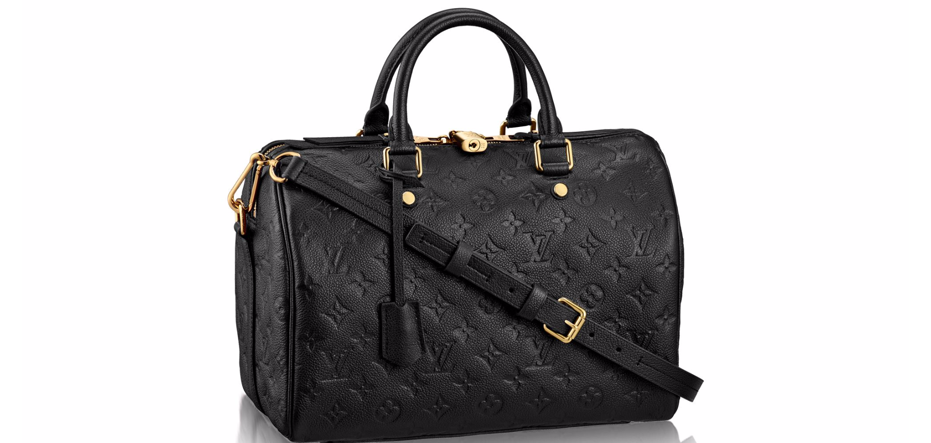 Sell Louis Vuitton Black Speedy 30 Empriente Boca Raton