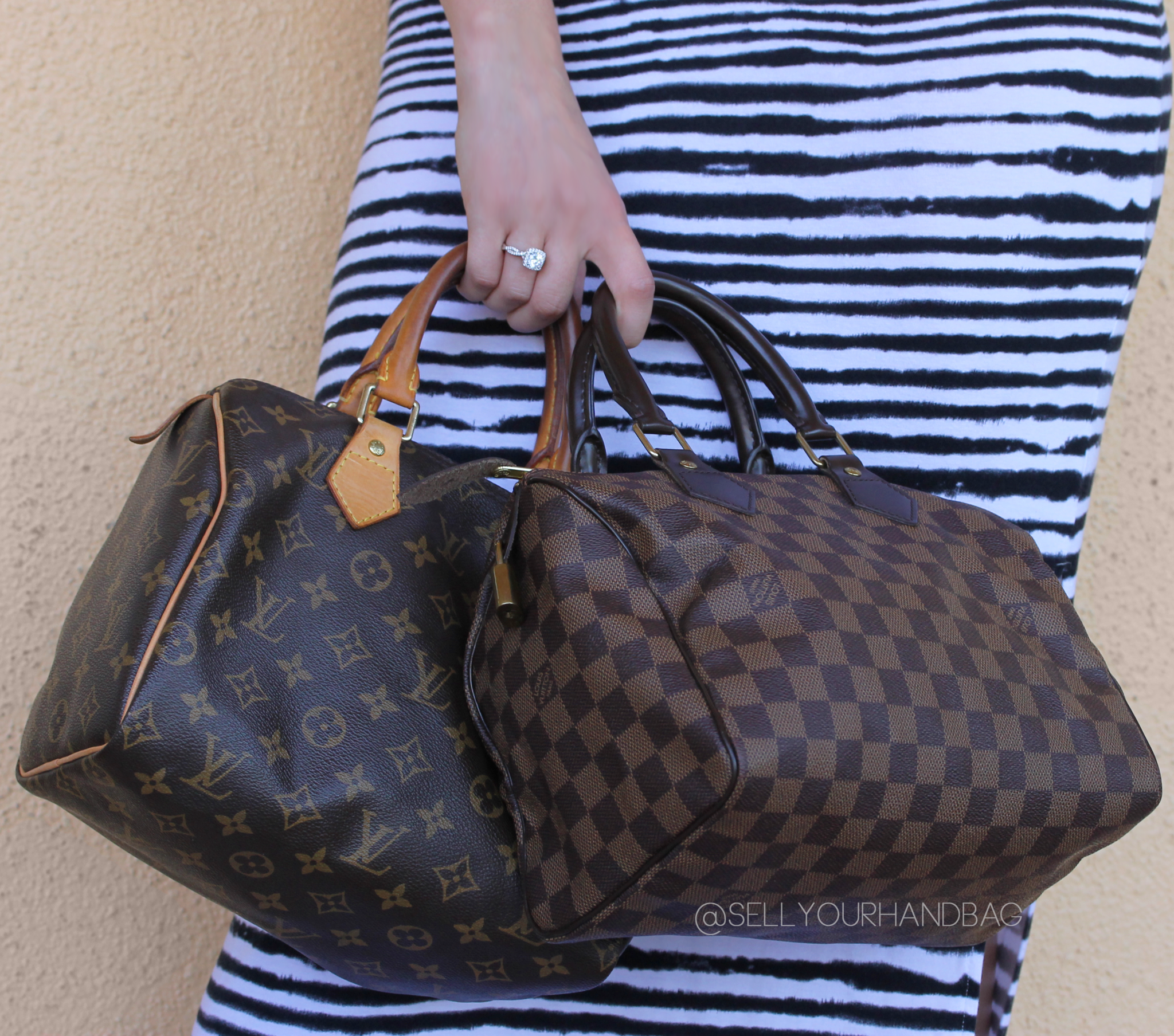 Monogram and Damier Louis Vuitton