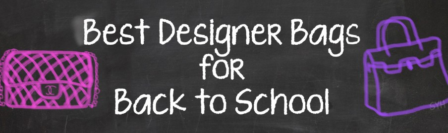 Back To School Designer Bags Boca Raton