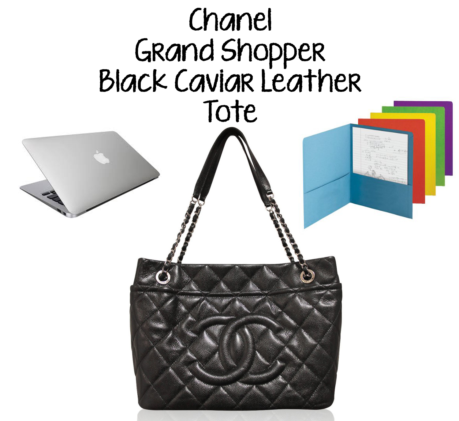Chanel Grand Shopper Tote Bag Boca Raton