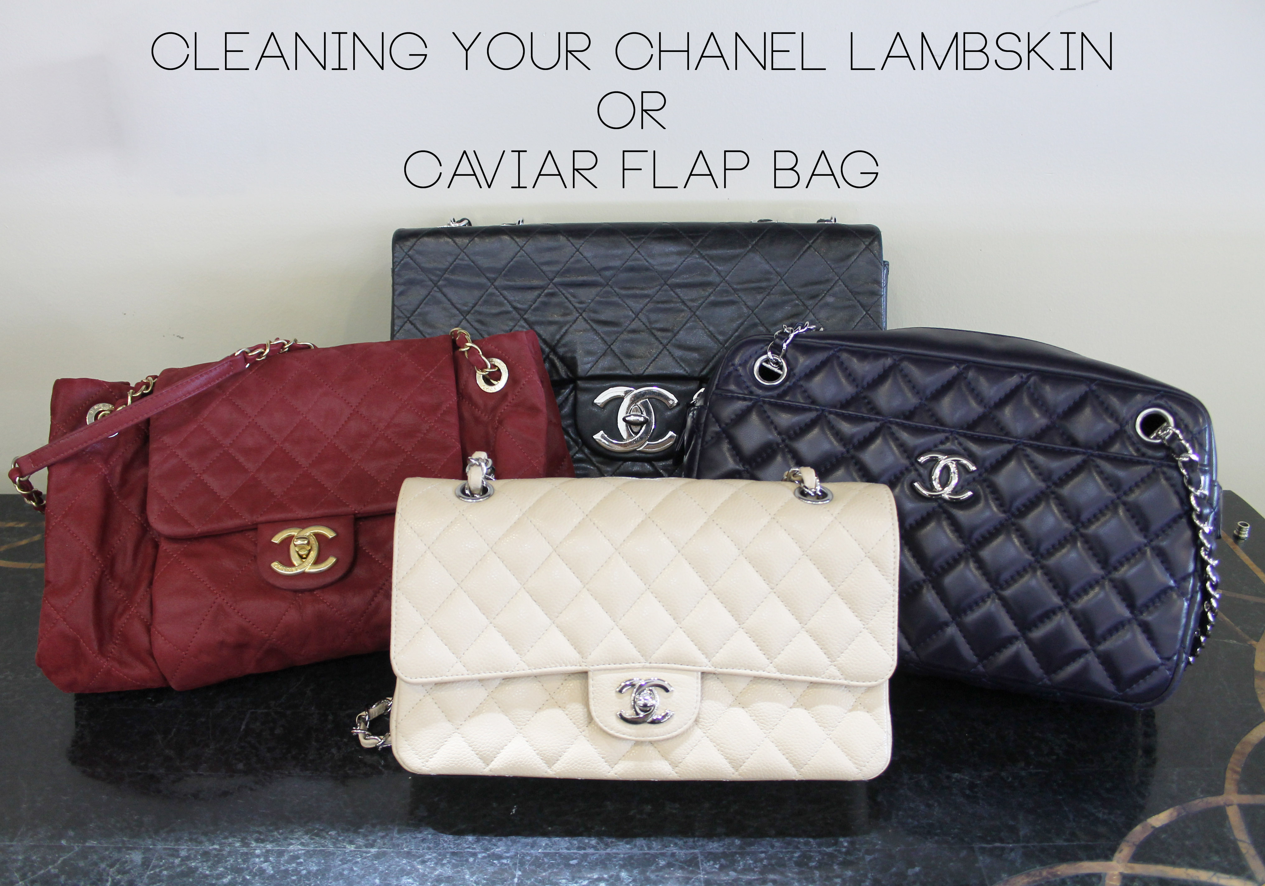 Your What favorite chanel bag? rare photo