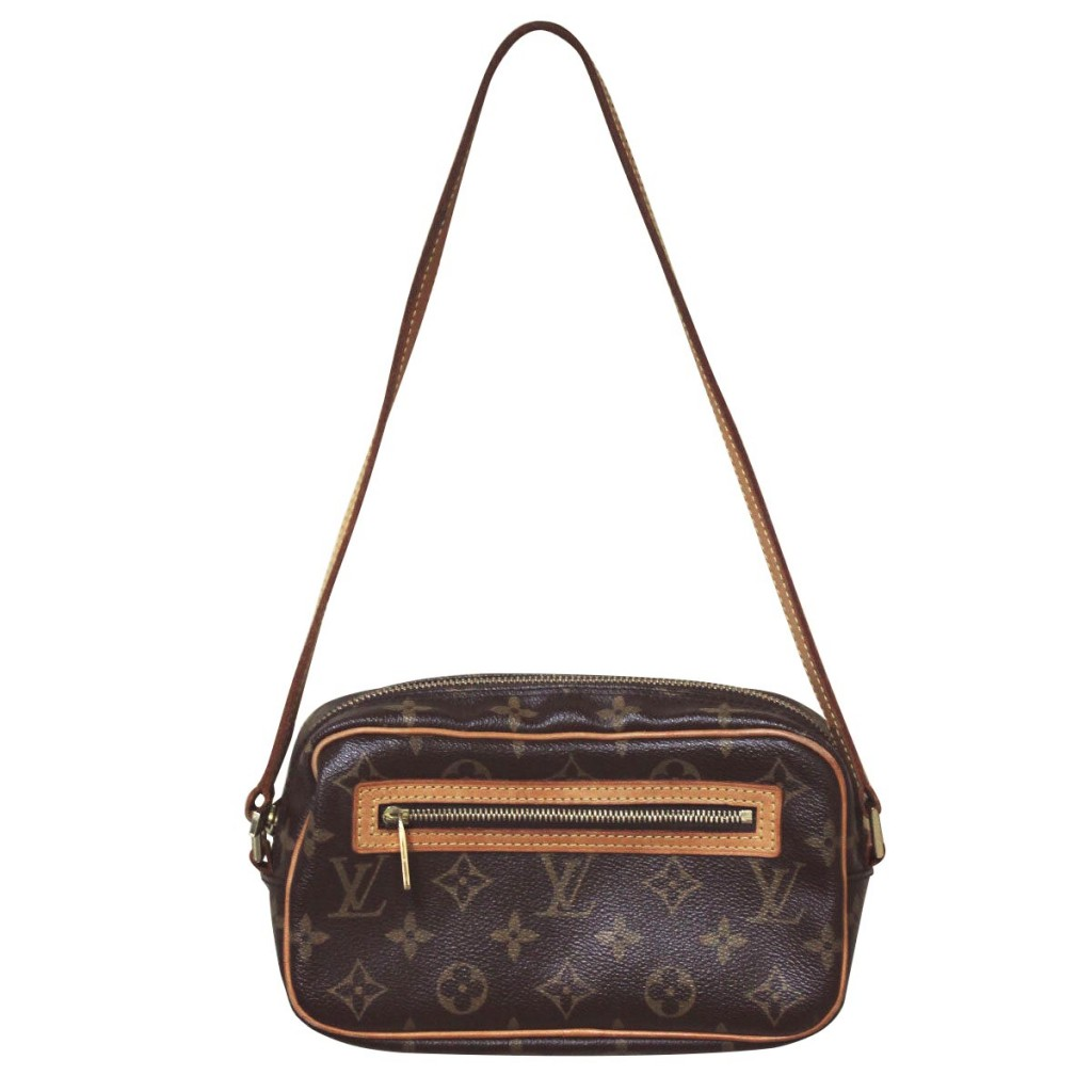 Monogram Canvas Louis Vuitton Pochette