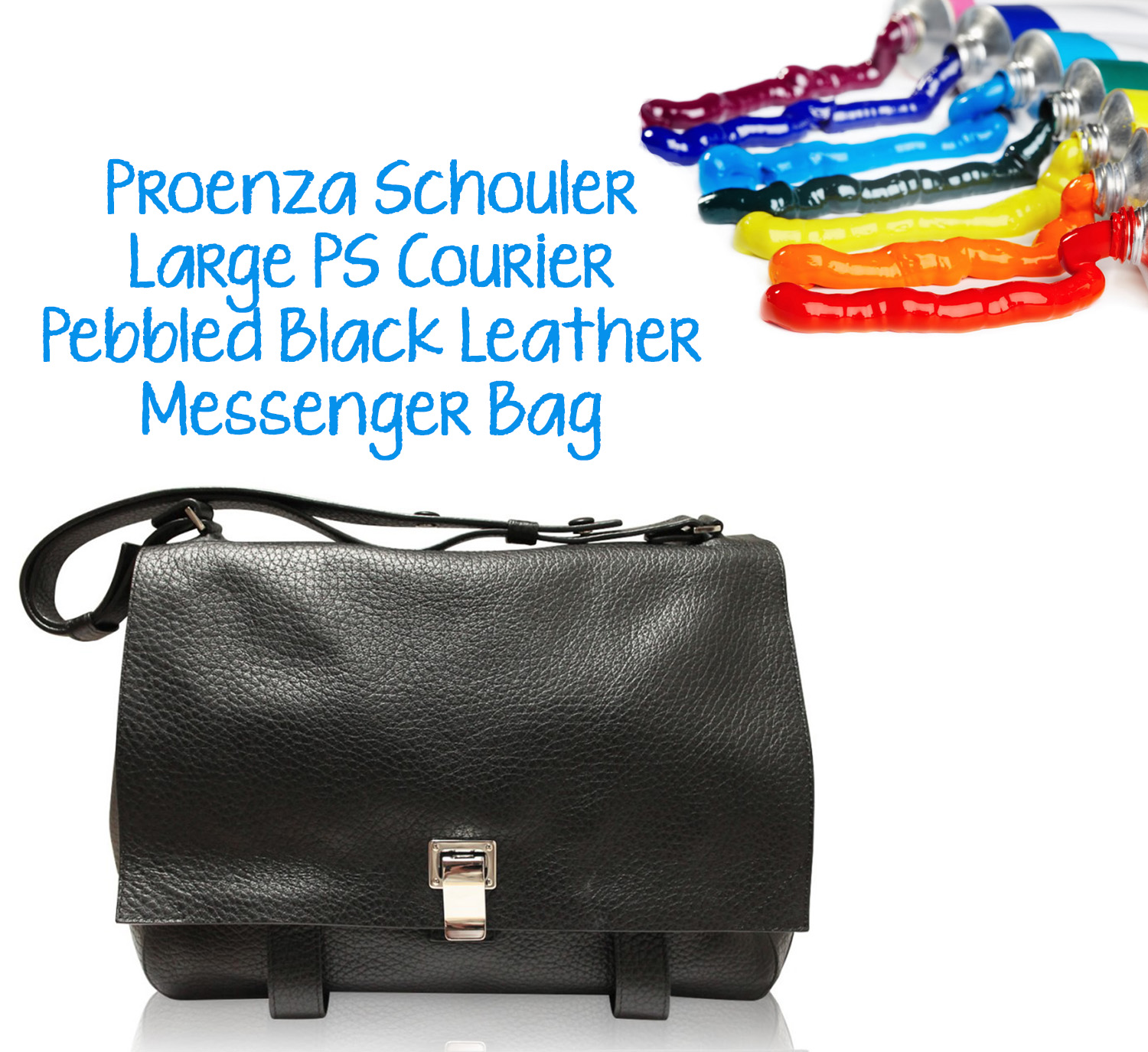 Proenza Schouler PS Courier Bag Boca Raton