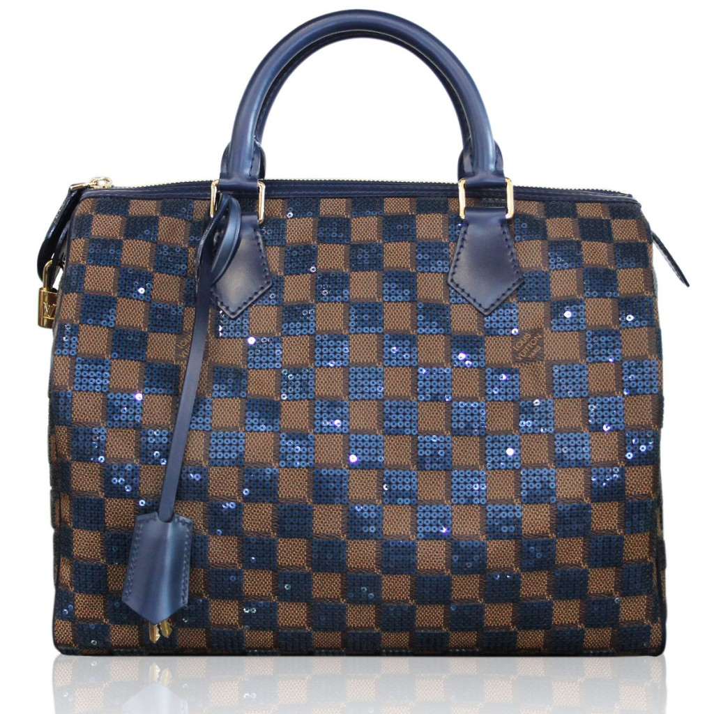 Louis Vuitton Speedy 30 Infini Damier Ebene