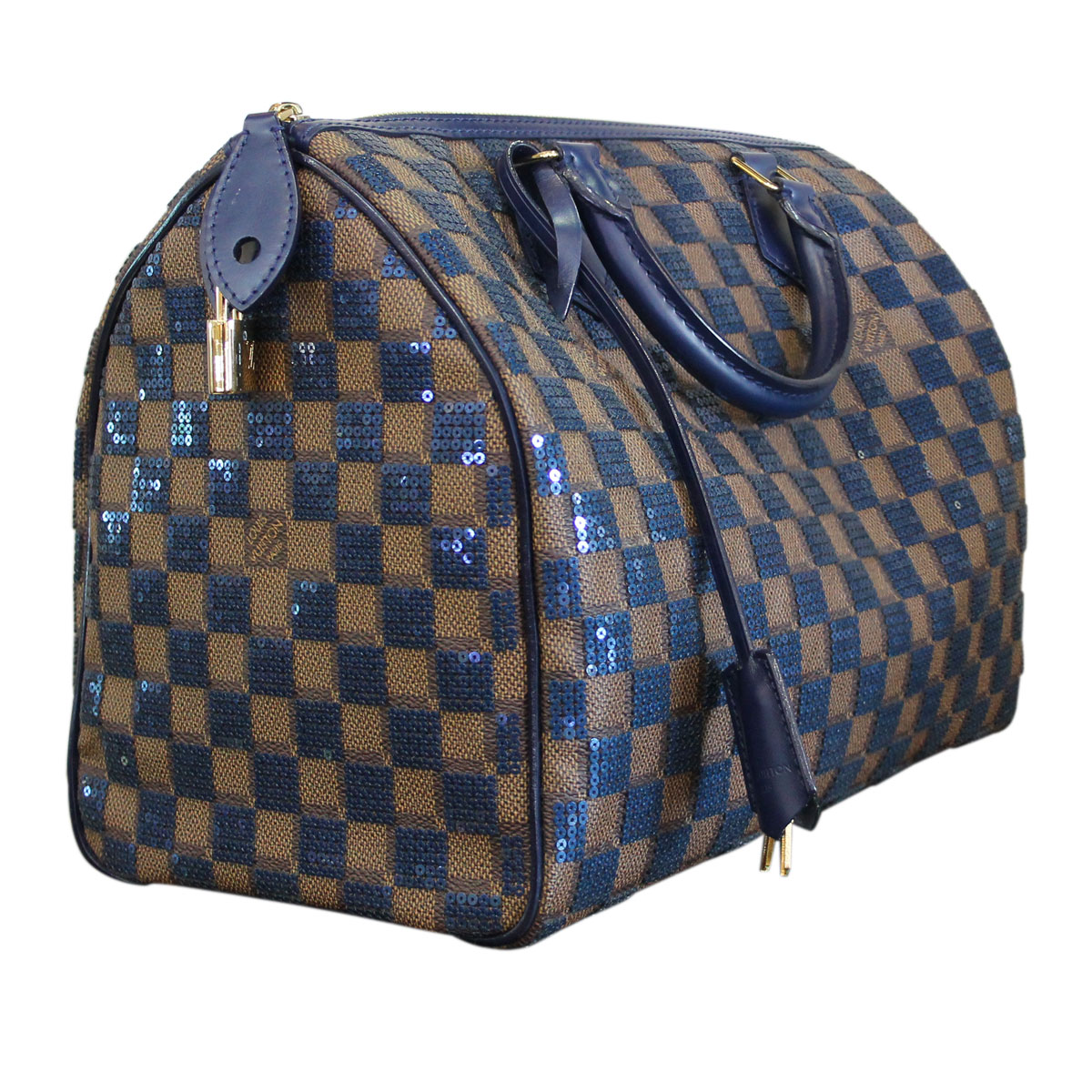 Louis Vuitton speedy 30 Damier Ebene Bag