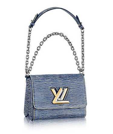 Sell Louis Vuitton twist Denim Bags