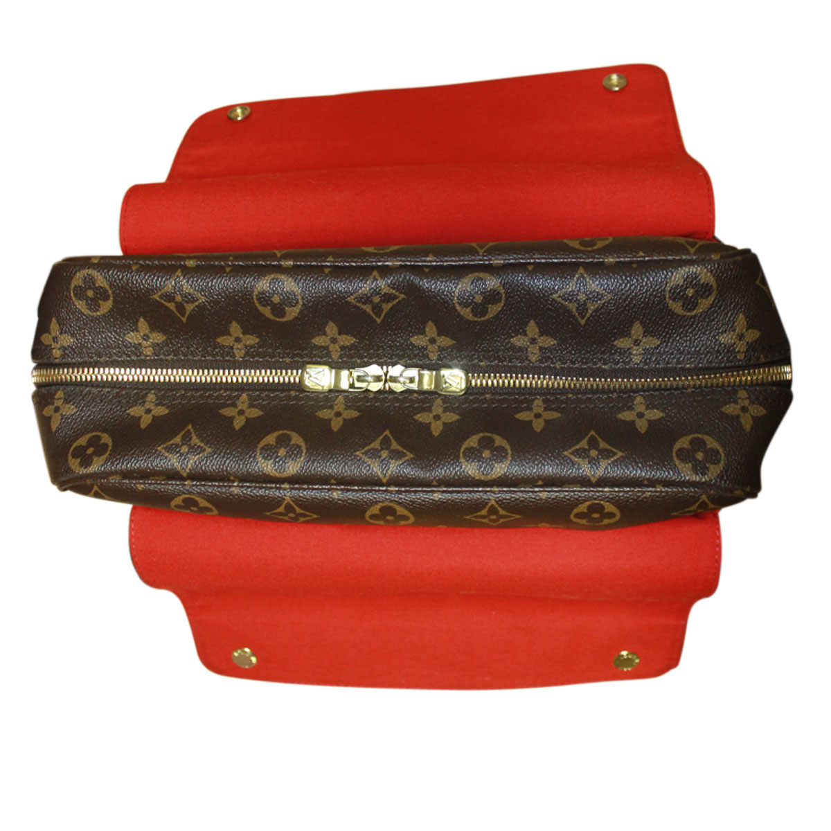 Louis Vuitton limited edition china run messenger bag