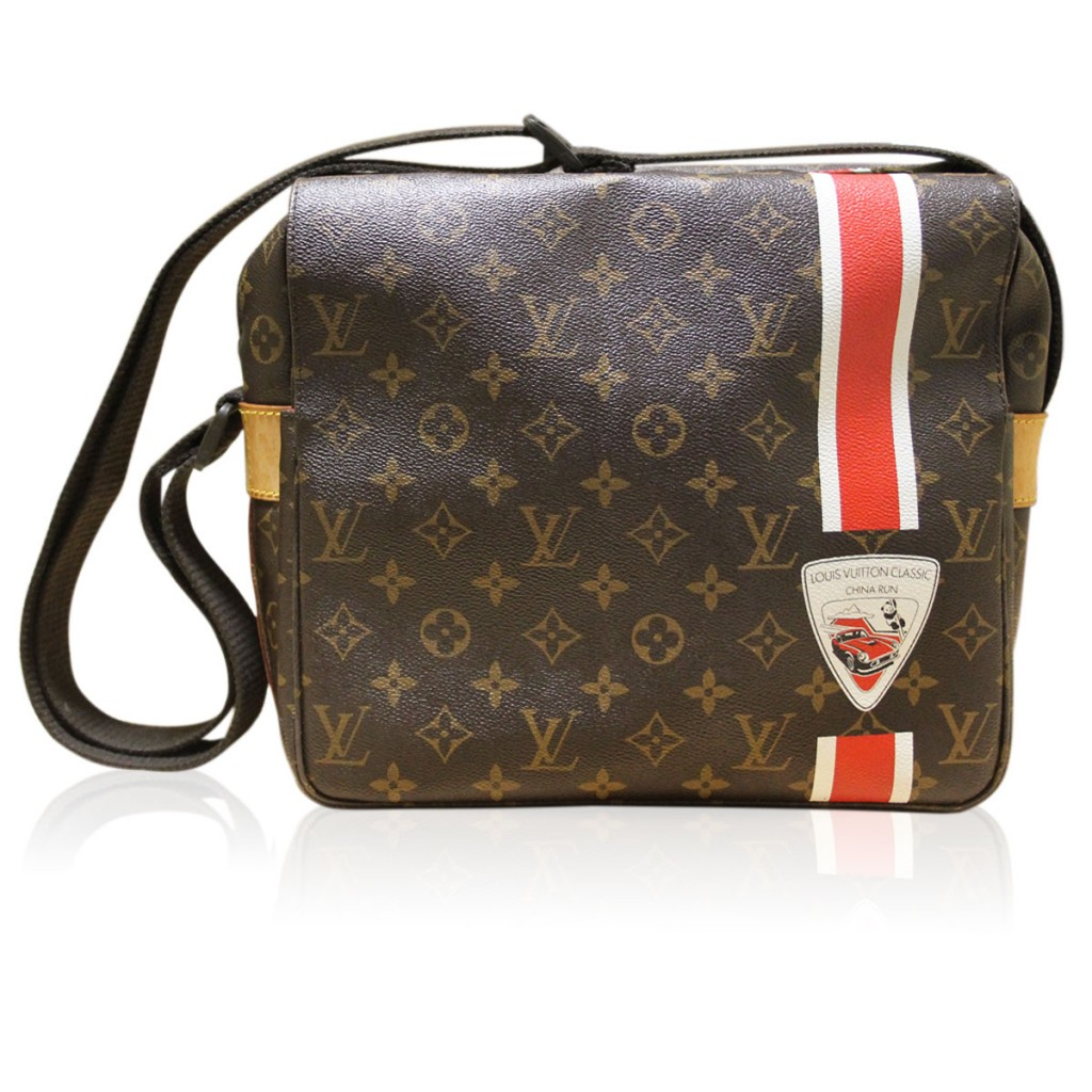 Louis Vuitton limited edition china run Naviglio
