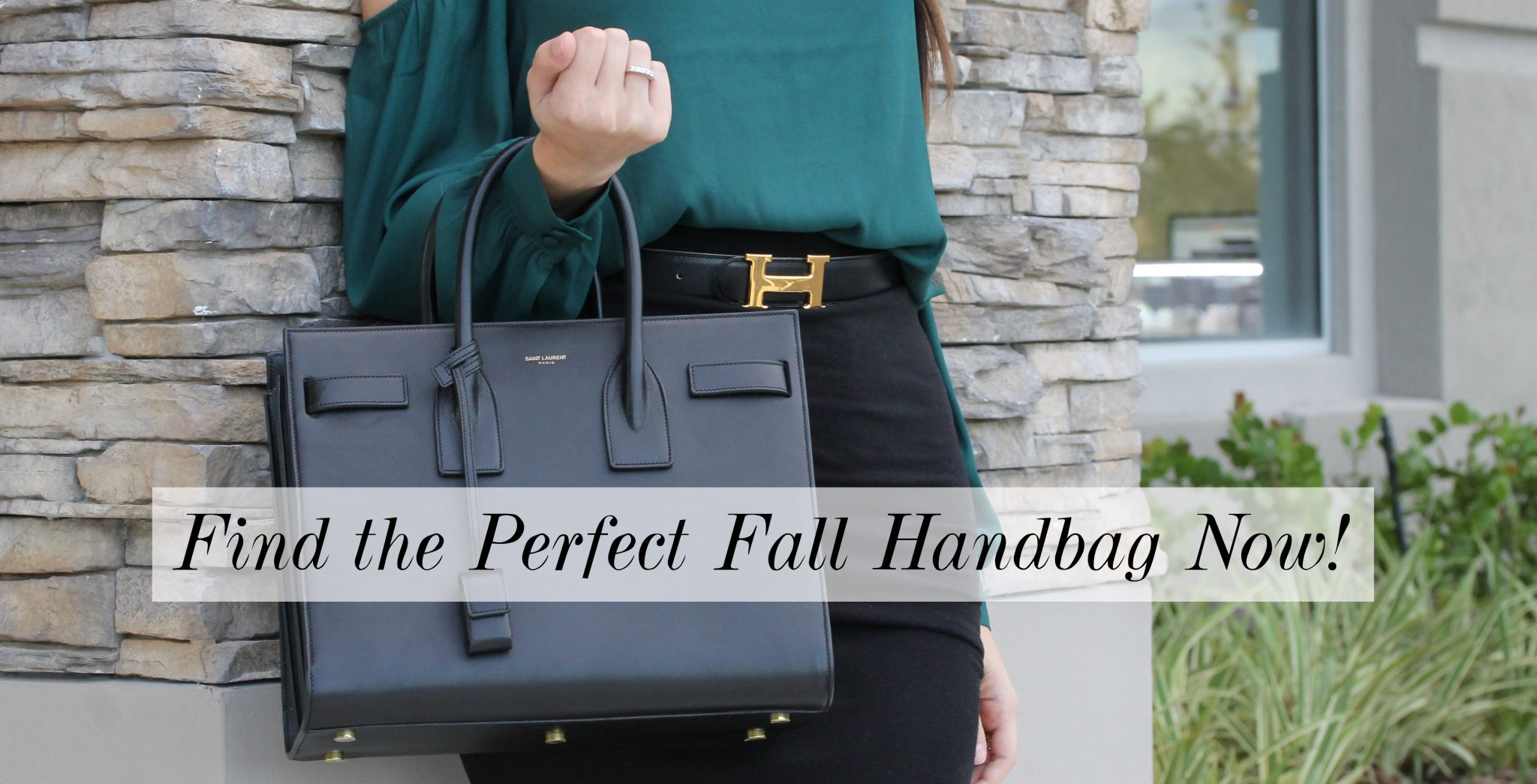Fall Handbag Trends and Styles