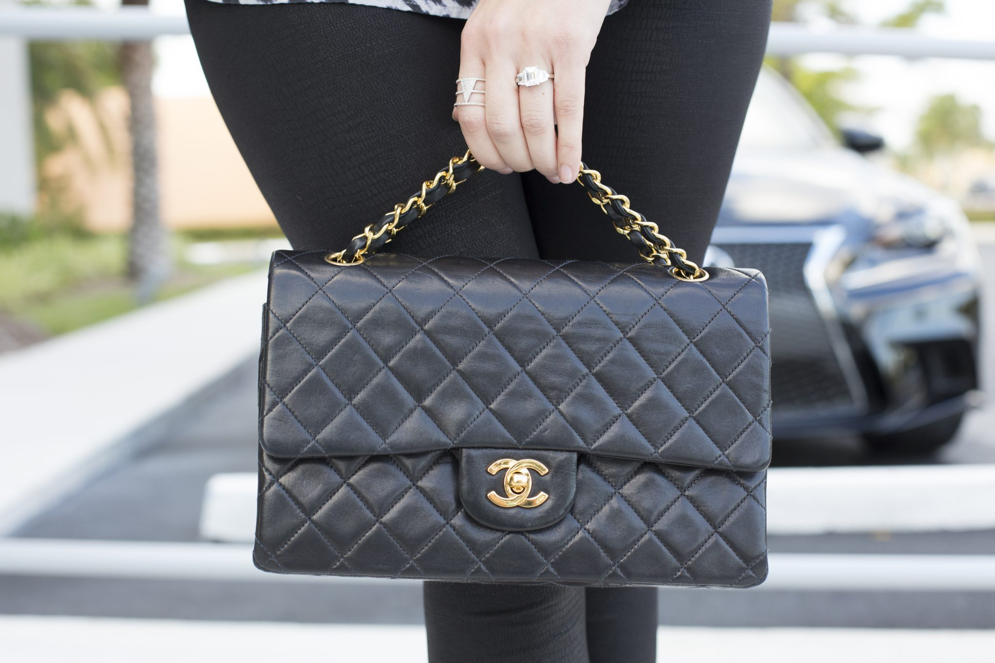 Chanel Classic Flap Bag Boca Raton Pre Owned